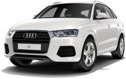 Ремонт Audi Q3