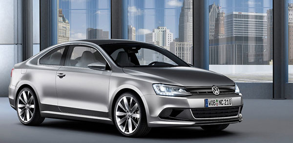 Volkswagen Jetta в новых кузовах.