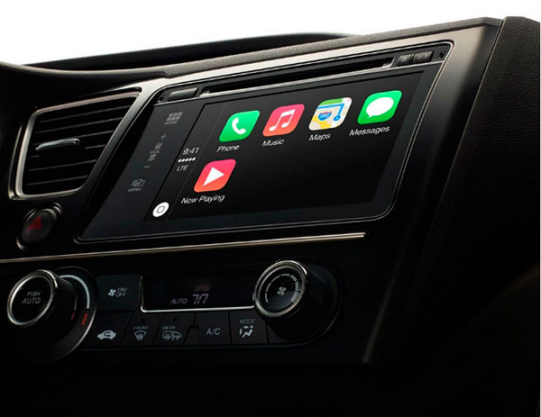 Audi будет поддерживать Apple CarPlay наряду с Google Android Auto