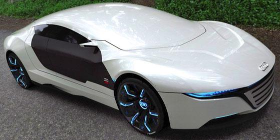 Audi сменит концепцию дизайна