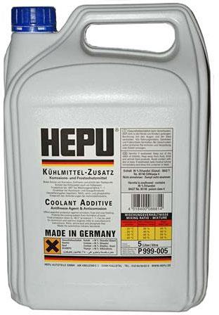 Синий антифриз Hepu P999 (G11)